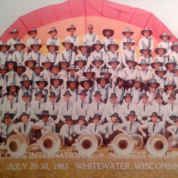 DCI Midwest Championships 1983