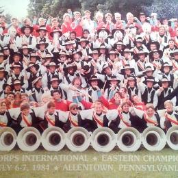 DCI East Regional 1984