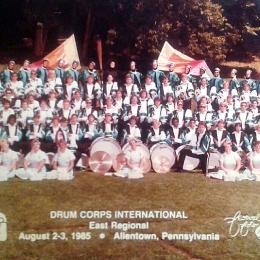 DCI East Regional 1985