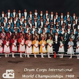 DCI World Championships 1988