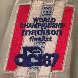 DCI Championships Patch - 1987