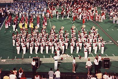 Last Finals Retreat - 1991