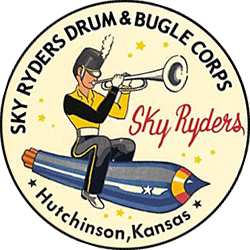 Sky Ryders Drum & Bugle Corps - Hutchinson, Kansas